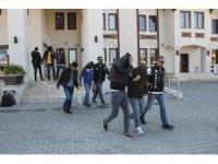 Fethiye'de uyuşturucu operasyonu; 2 tutuklama