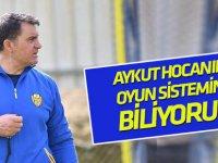 Mustafa Kaplan: Aykut hocanın oyun sistemini biliyoruz