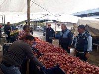 Seydişehir'de zabıta esnafları denetledi