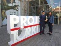 İçişleri Bakanı Süleyman Soylu'dan Zonguldak'a ödül