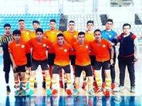 Arif Molu Teknik ve Endüstri Meslek Lisesi Futsal takımın gözü şampiyonlukta
