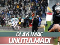 Olaylı Ankaragücü-Konyaspor maçı unutulmadı