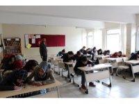 """Suşehri'nde """"Kitap Kurdu""""yarışması"""