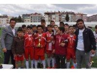 Okul Sporları Küçük Erkekler Futbol İl Birinciliği Sona Erdi.