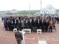 Akören'de İmam Hatip Ortaokulu ve Camisi hizmete açıldı