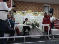 Şeyma ile Mehmet Tolga'nın mutlu günü