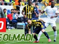 Konyaspor yine başaramadı:0-0