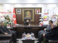 Başkan Tutal, Taha Berk Yaşar'ın hayalini gerçekleştirdi