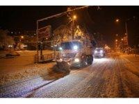 Bitlis'te Nisan karı 80 köy yolunu ulaşıma kapattı