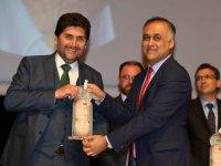 Hamdi Acar, Kış Turizmi Ödülüne layık görüldü