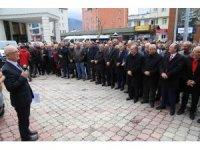 Kılıdaroğlu'na yapılan saldırı Artvin'de protesto edildi