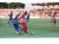 Spor Toto 1. Lig: Balıkesirspor Baltok: 6 - Kardemir Karabükspor: 0 (İlk yarı sonucu)
