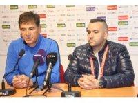 Balıkesirspor Baltok-  Kardemir Karabükspor maçının ardından