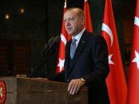Erdoğan: En büyük arzumuz çocuklarımıza parlak yarınlar hazırlayabilmektir