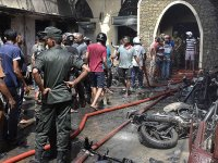 """""""Sri Lanka saldırılarının arkasında yabancı gruplar var gibi görünüyor"""""""