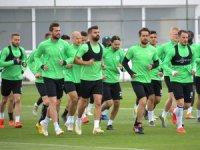 Konyaspor'da Galatasaray mesaisi başlıyor