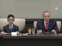 """Külliye'de renkli anlar... """"Kılıçdaroğlu'nu arayacak mısınız?"""" sorusuna yanıt"""
