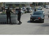 CHP'li heyet Çubuk Adliyesi'nde