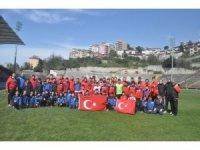 Zonguldak Kömürspor ve altyapı 23 Nisanı kutladı