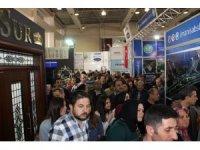 Mesir Festivali fuar açılışıyla başladı