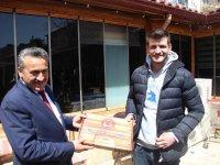Başkan Tutal, Mehmetçiklerle buluştu