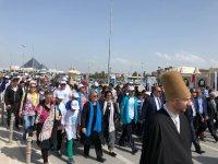 Mevlana'nın Konya'ya gelişi kutlanıyor
