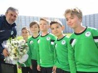 Konyaspor'da coşkulu 23 Nisan