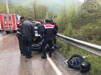Üniversite öğrencisi motosiklet kazasında hayatını kaybetti