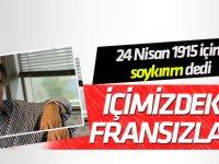 """Hasan Cemal'den skandal """"Soykırım"""" paylaşımı"""