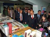 Akşehir Kitap Fuarı açıldı