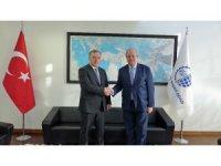 Adıgey Cumhurbaşkanı Kumpilov'dan Ankaralı sanayicilere yatırım çağrısı
