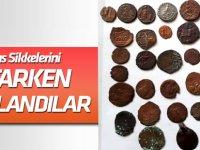 Konya'da tarihi eser operasyonu