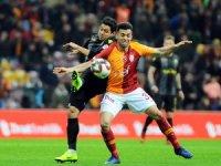 Galatasaray, Malatya'da kupa sınavında