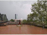 Köln'de TGB'li gençler Ermeni iddialarına ilişkin anıt dikilmesine izin vermedi