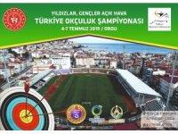 Türkiye'nin en iyi okçuları Ordu'ya geliyor