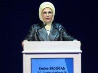 """Emine Erdoğan'dan önemli mesaj """"Anadolu'nun bir ecza dolabı olduğuna inanıyorum!"""""""