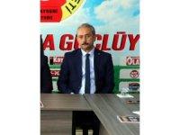 """İYİ Parti İl Başkanı Süleyman Bozkurt, """"İYİ Parti olarak çok nitelikli insanları meclis üyeliğine gönderdik"""""""