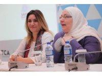 Türk ve Suriyeli iş kadınlarından ortak çalıştay