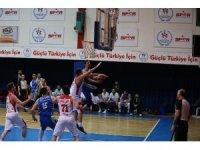 Denizli Basket'te 'play-off' heyecanı