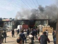 Bursa'da meydana gelen patlamada 2 ölü, 3 yaralı