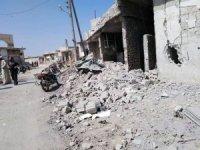 İdlib Gerginliği Azaltma Bölgesi'ne saldırı: 12 ölü