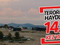 Terörist haydut İsrail, Filistin köyü Arakib'i 143'üncü kez yıktı