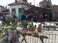Konya'da Kafeye Av Tüfeğiyle Silahlı Saldırı
