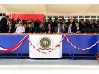İzmir Rüştü Ünsal PMYO'da 17. Dönem Mezuniyet Töreni