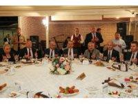 Ordu Ticaret Borsasından üyelerine iftar