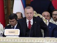 Erdoğan: Kudüs'te oldubittileri reddediyoruz!