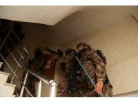 Eskişehir'de drone destekli uyuşturucu operasyonu
