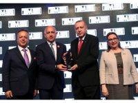 Kibar Dış Ticaret'e TİM'den iki ödül