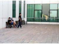 Sultangazi Haseki Eğitim Araştırma Hastanesinin Çocuk Acil Bölümü karantinaya alındı