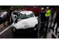 Bolu'da, dereye düşen otomobildeki 3 kişi hayatını kaybetti